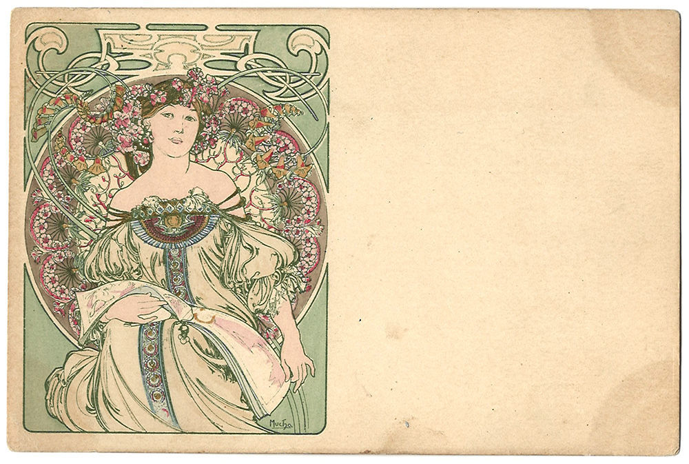 Комиксы, открытка альфонс