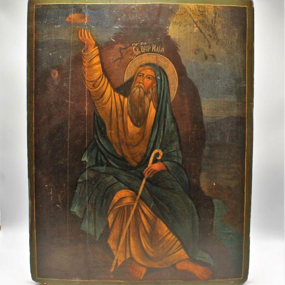 уже давно икона ильи пророка фото и описание том