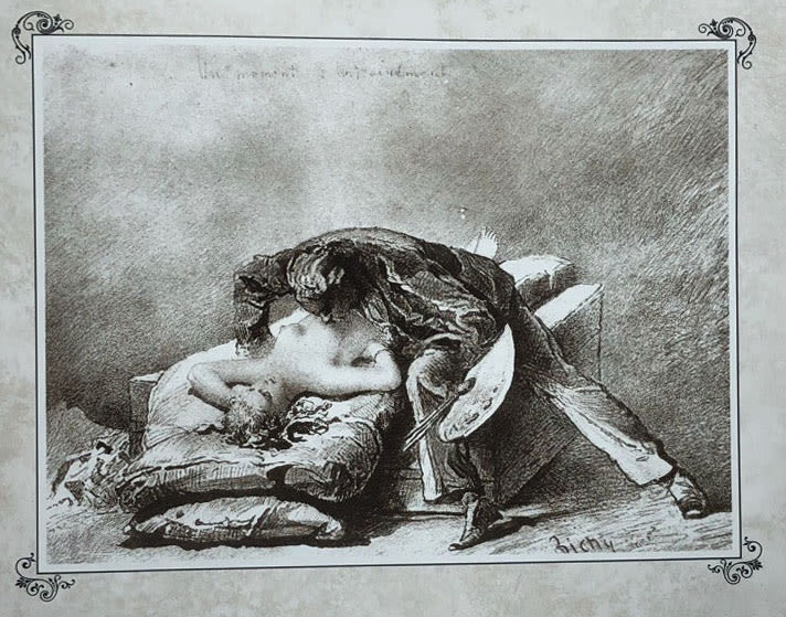 Erotic subjects and outlaws
