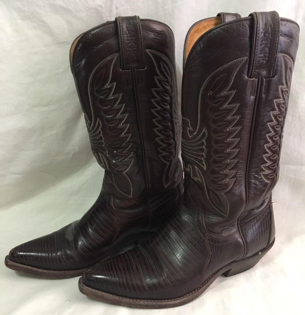 a743067b6c8 Bidspirit auction   A pair of cowboy boots