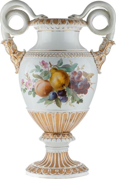 Bidspirit Yariv Egozi Antique Meissen Vase