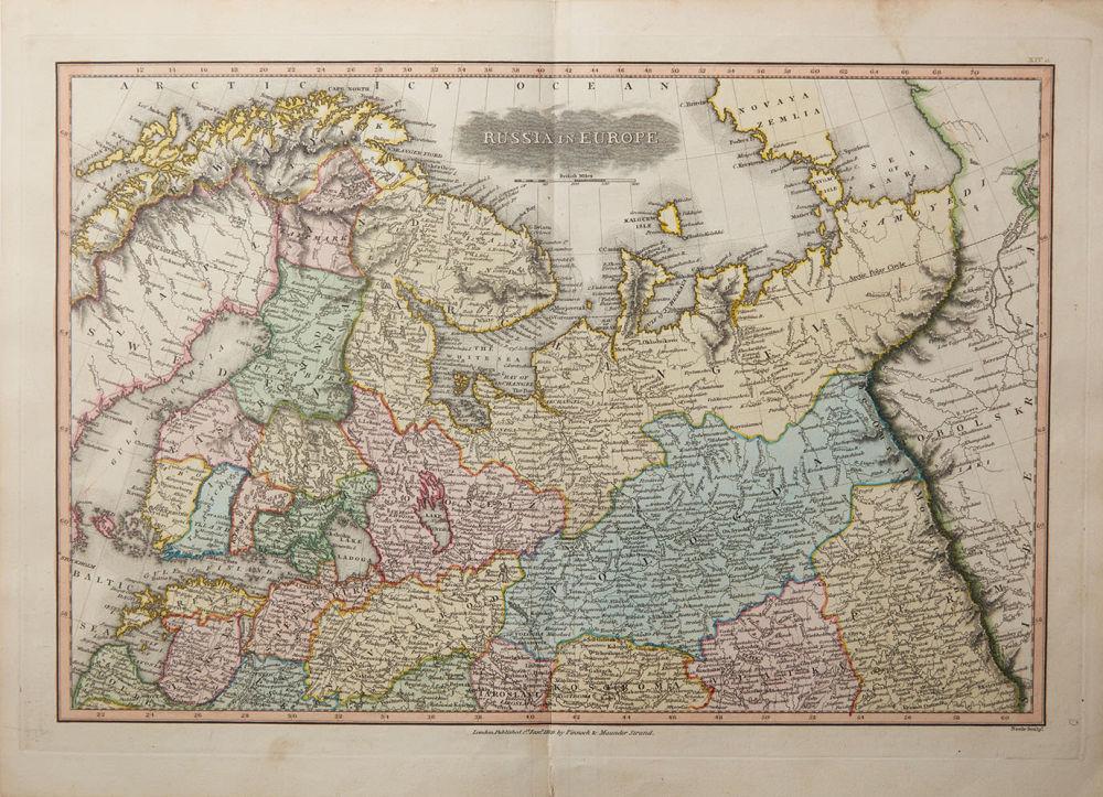 Bidspirit auction   Map of the European part