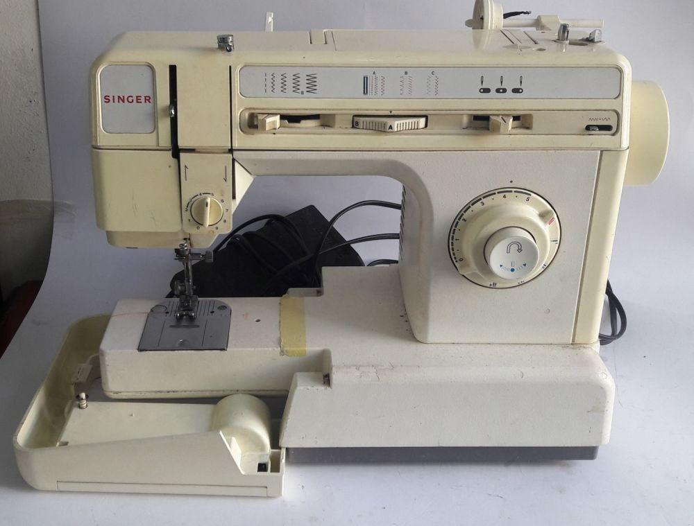 צעיר bidspirit - History for sale - מכונת תפירה זינגר ישנה כנראה IU-36