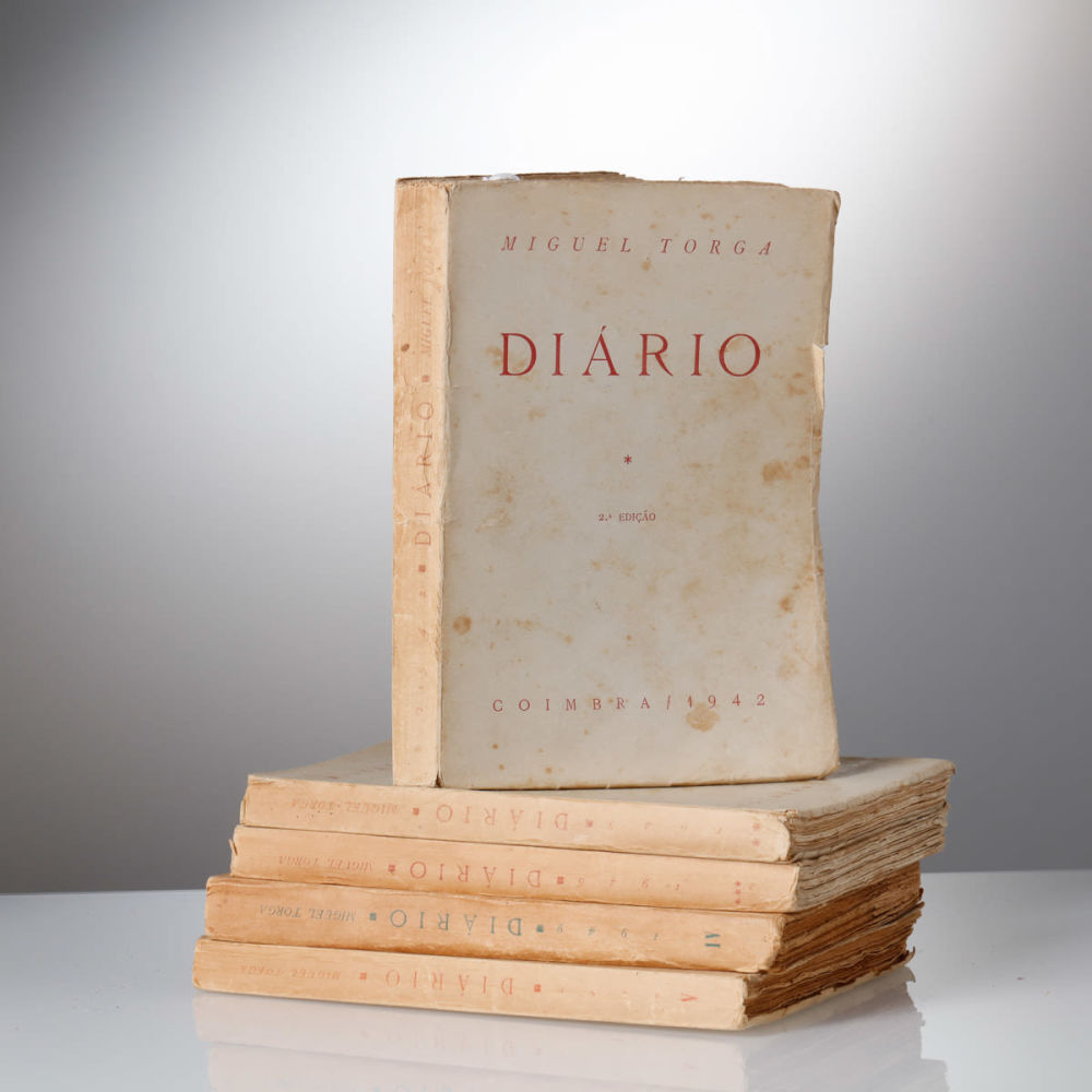 "Bidspirit auction | MIGUEL TORGA ""DIÁRIO"" - 5"