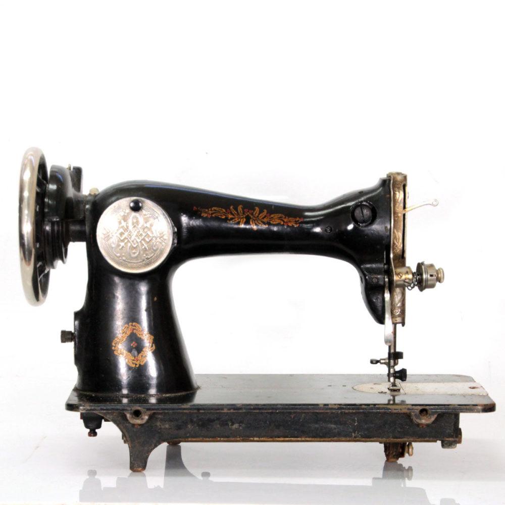 מדהים בידספיריט | מכונת תפירה ישנה, כנראה רוסיה. XE-27
