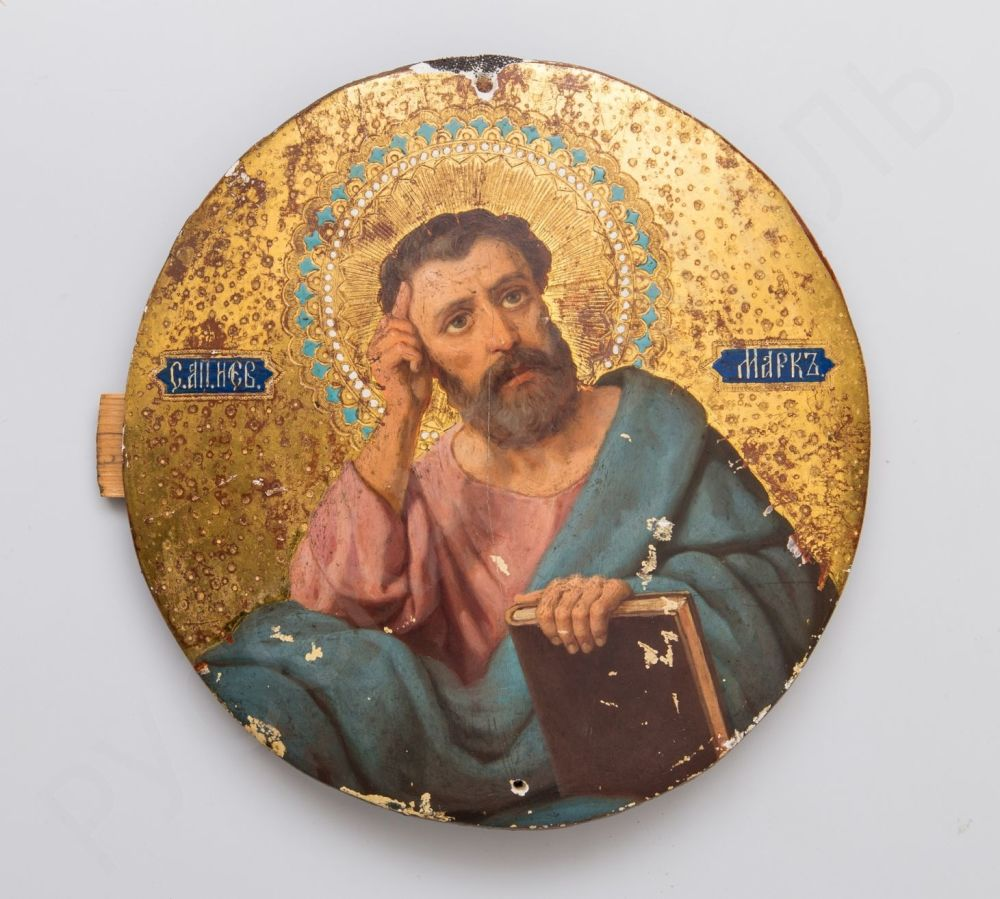 евангелист марк икона фото фотографиях