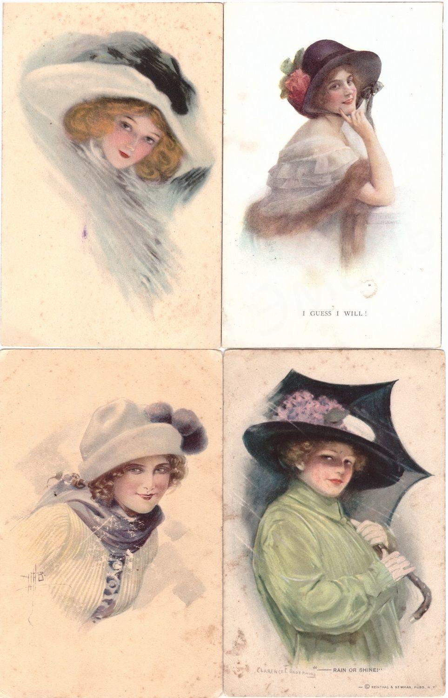 Набор открыток образы детей, прикольные открытки пожеланиями