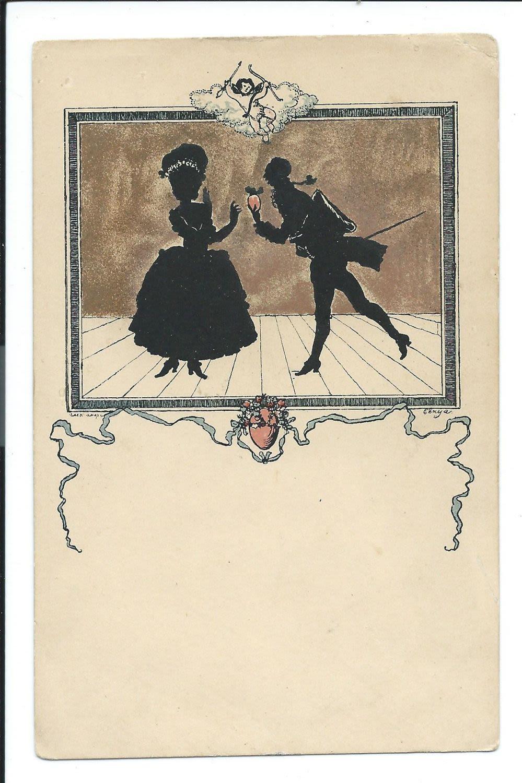 Александр бенуа открытки, открытка для мужчины