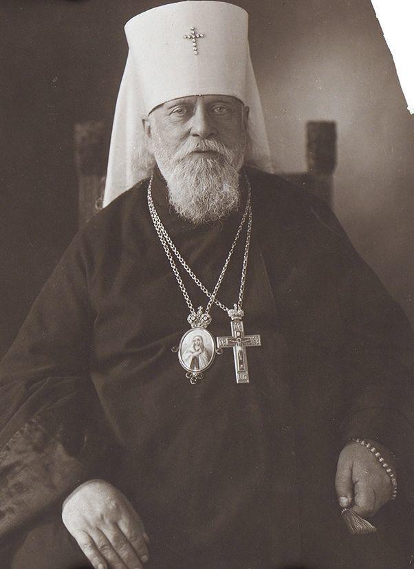 Доклад о канонизации был подготовлен непосредственно отцом георгием.